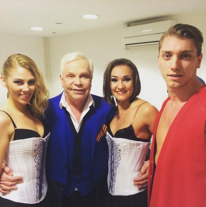 Борис Моисеев и Premier Ballet