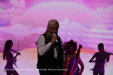 Борис Моисеев Санкт-Петербург БКЗ Октябрьский 02.04.2015 альбом 2 (69)