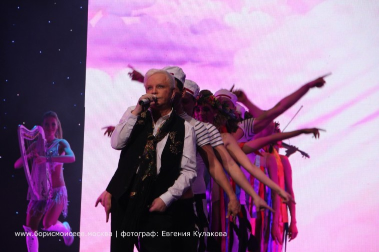 Борис Моисеев Санкт-Петербург БКЗ Октябрьский 02.04.2015 альбом 2 (75)