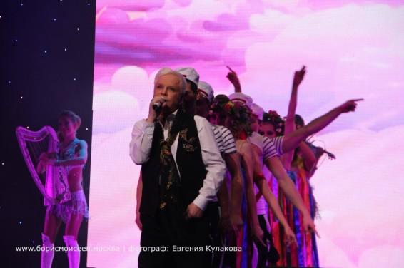 Борис Моисеев Санкт-Петербург БКЗ Октябрьский 02.04.2015 альбом 2 (76)