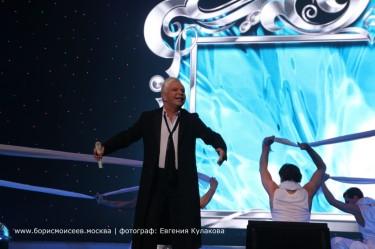 Борис Моисеев Санкт-Петербург БКЗ Октябрьский 02.04.2015 альбом 1 (64)